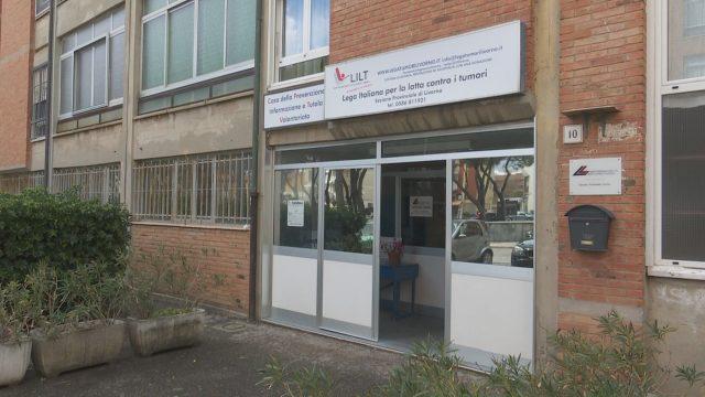 per la prevenzione a Livorno Sede provinciale LILT