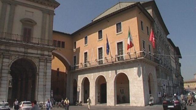 Il Comune di Pisa