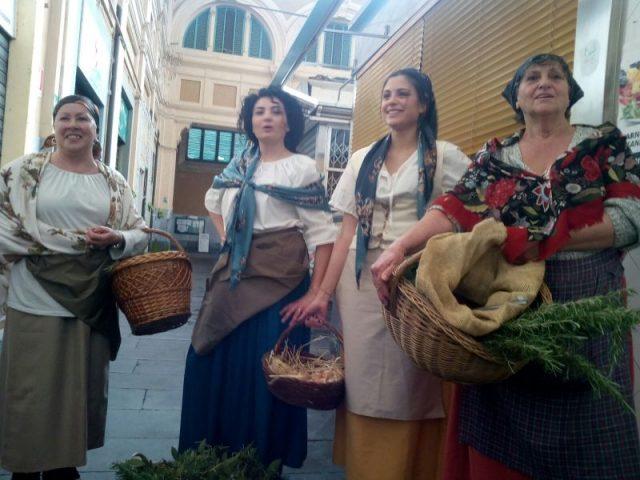 Le Gabbrigiane a Livorno