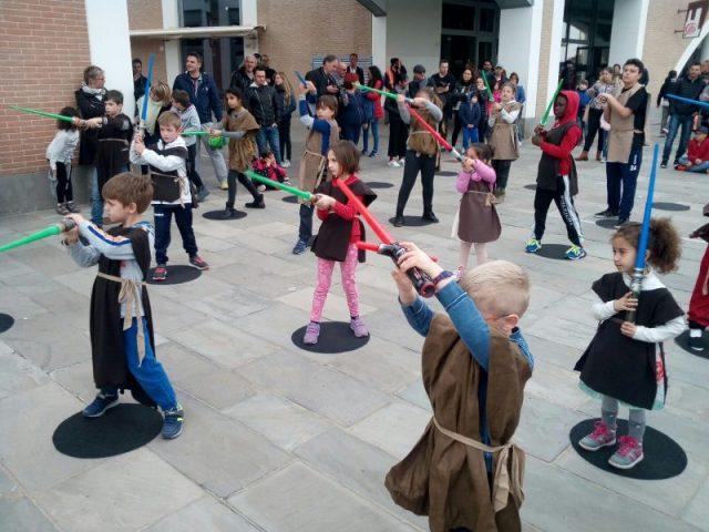 Scuola per giovani Jedi