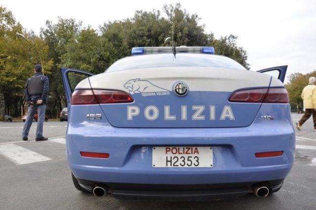 Polizia Squadra Mobile volante