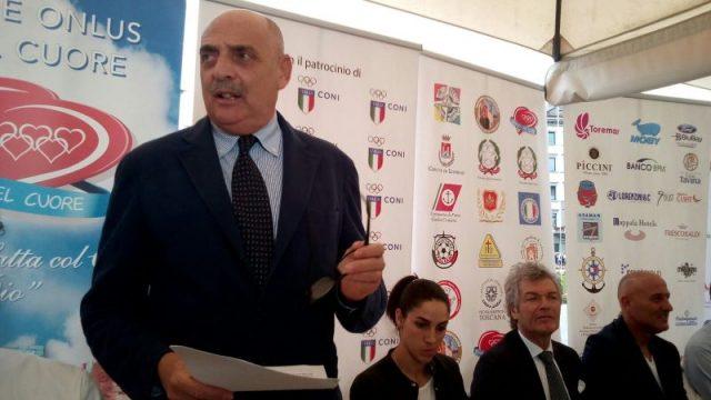 Paolo Borsio promuove i trre giorni in gorgona