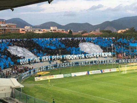 Pisa prepara il primo derby stagionale