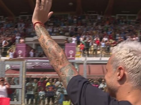 Diamanti superstar, il Livorno risorge 3-1
