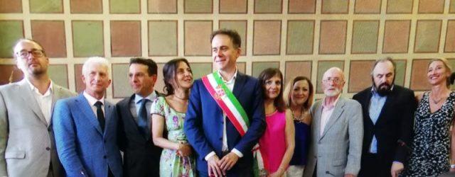 A Pisa la nuova giunta targata Conti