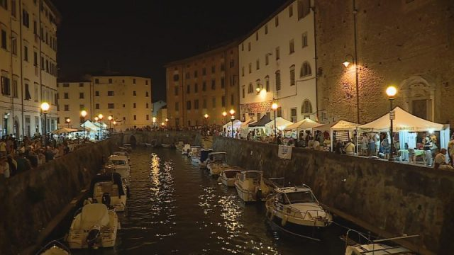 Effetto venezia a Livorno