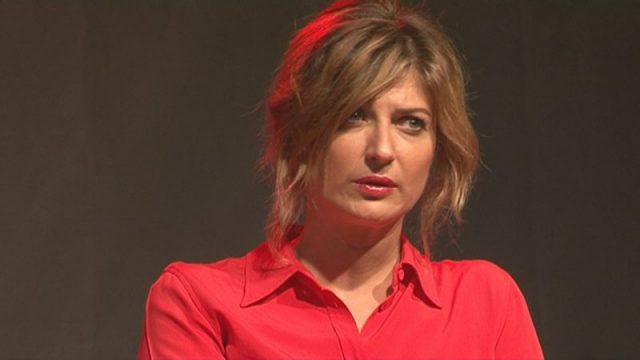Eva Giovannini giornalista RAI