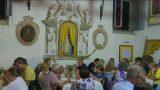 Cene propiziatorie Palio di Pescia: San Michele
