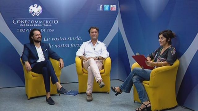 Confcommercio in Tv