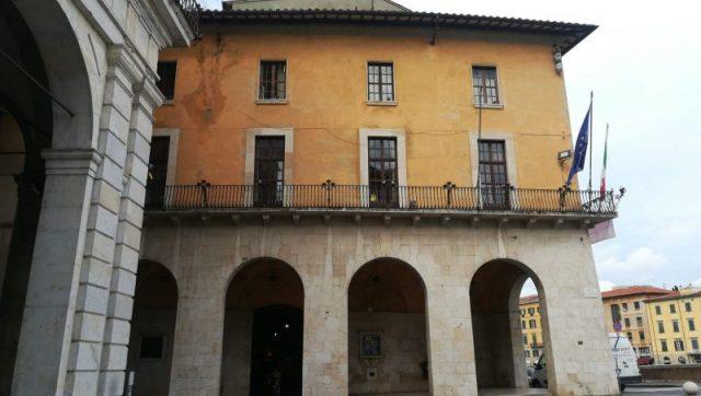 Pisa: Palazzo Gambacorti sede del Consiglio Comunale