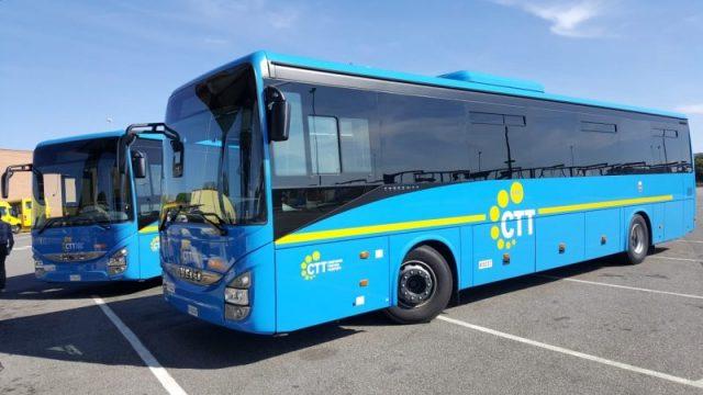 CTT Nord nuovi Bus Extraurbani