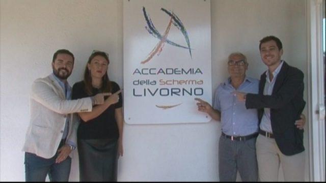 Sede rinnovata per Accademia scherma Livorno