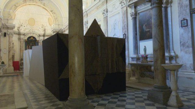 """L'allestimento """"Vite Sopese"""" al Sant'Anna"""