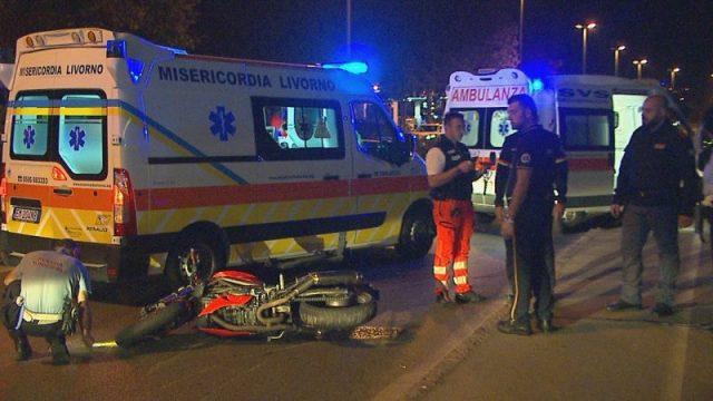 viale Boccaccio, incidente nella serata di martedì 9 ottobre