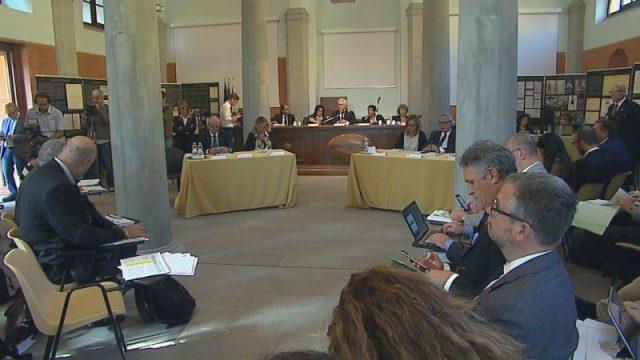 A San Rossore la seduta del Consiglio regionale