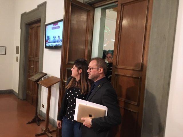 voto sull'aeroporto di Firenze, Montemagni e Alberti escono dall'aula