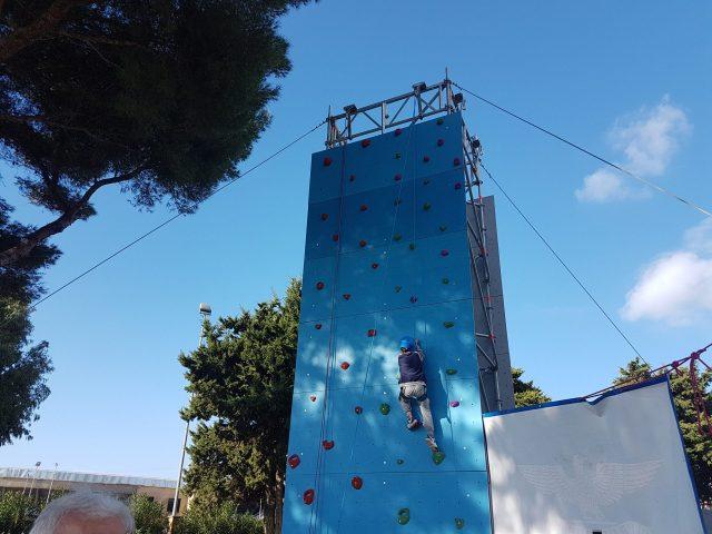 Torre di arrampicata
