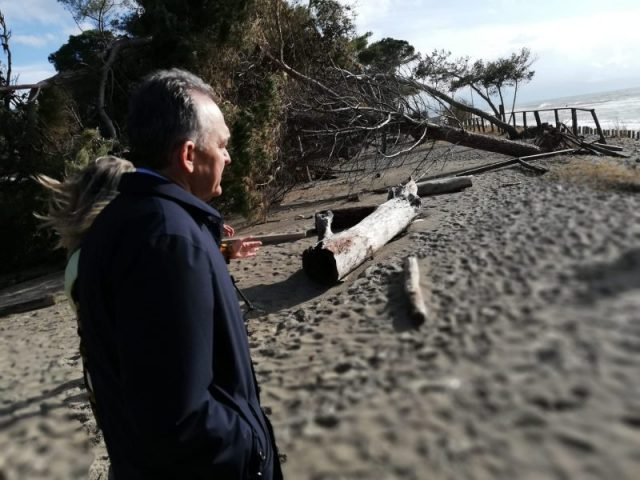 Cinque milioni dalla Regione Toscana per il maltempo