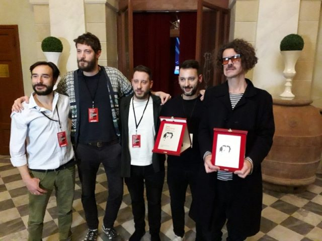 Premio Ciampi vincitori 2018