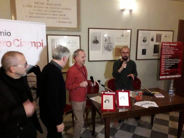 Premio Ciampi saluti