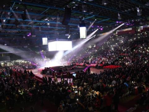 8000 giovani al Meeting dei diritti umani