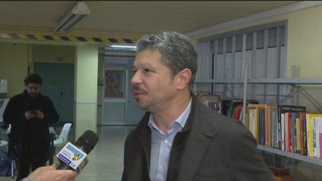Simone Giglioli, candidato a San Miniato (Pd)