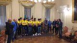 Ciclismo: la presentazione del Gruppo Sportivo Donoratico - Carli Salviano