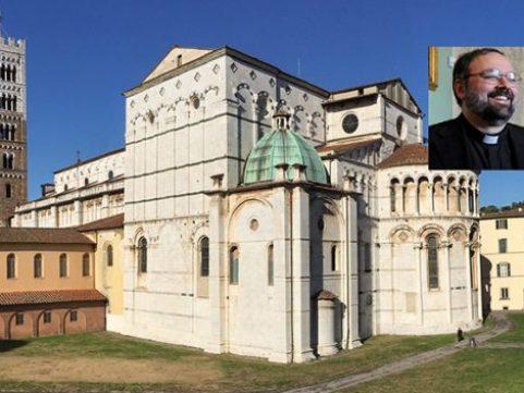 Il nuovo vescovo di Lucca è Paolo Giulietti. Arriva da Perugia.