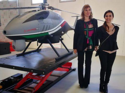 L'elicottero a pilotaggio remoto si  costruisce a Pisa