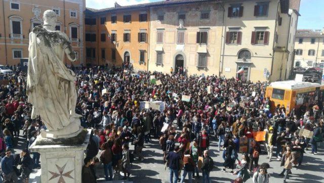 manifestazioni per l'ambiente anche in Toscana