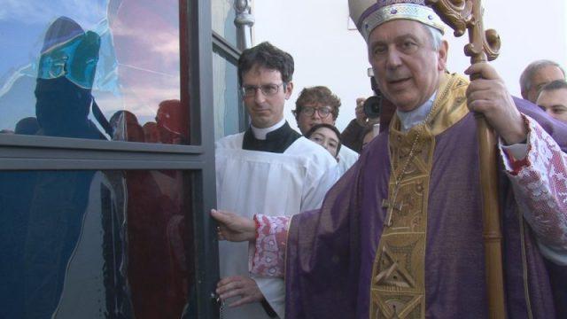 borgo di magrignano ingresso vescovo