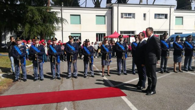 Festa della Polizia a Pisa