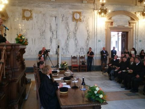 A Don Luigi Ciotti la laurea honoris causa dell'Università di Pisa