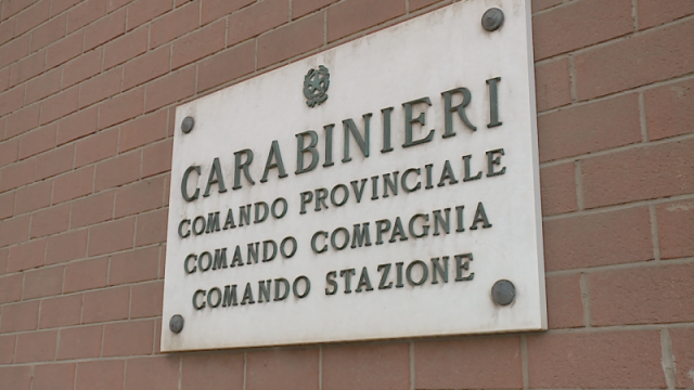 esterni comando carabinieri livorno
