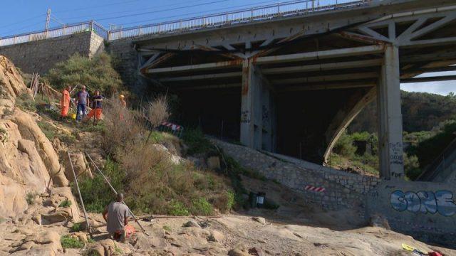 ponte di Calafuria