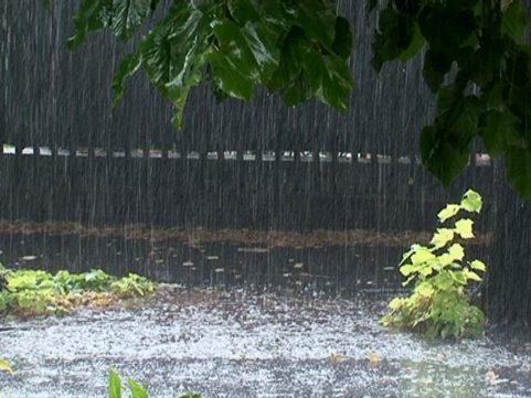 Meteo, Codice Giallo per pioggia in arrivo
