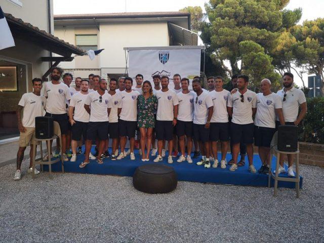 Presentata la squadra del Rosignano 6 Rose
