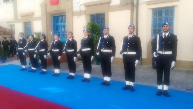 esta della Polizia Penitenziaria a Pisa. Si è svolta nei locali del carcere Don Bosco. Il compie 202 anni e la cerimonia è servita per sottolineare l'importanza del traguardo alla presenza delle massime autorità cittadine.