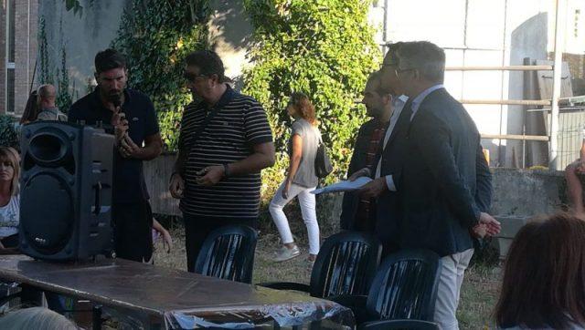 S. Piero: sindaco e autorità all'assemblea
