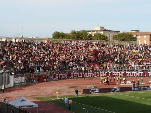 Prima vittoria del Livorno che batte 2-1 il Pordenone