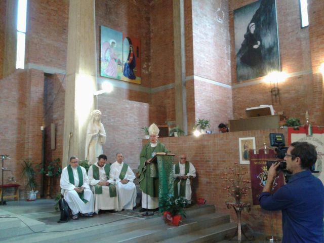 il Vescovo e l'omelia