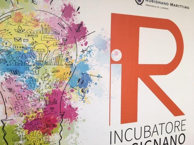 Il nuovo incubatore d'impresa a Rosignano