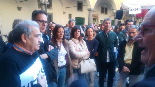 Vettovaglie: il sindaco incontra i cittadini
