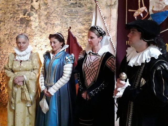 Maria de Medici e Caterina de Medici