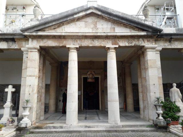 esterno sacrario misericordia
