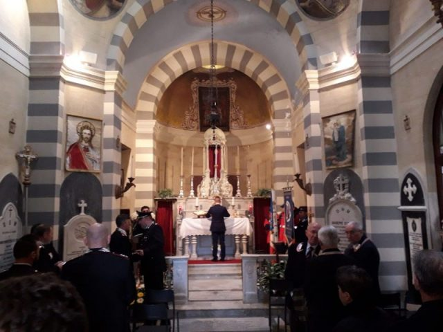 Pulpito chiesa della apparizione