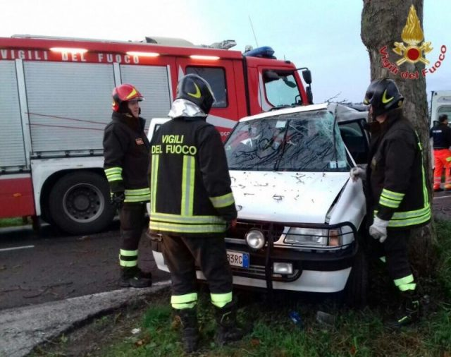 Incidente nel pisano