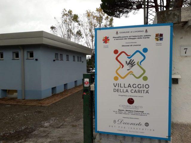 esterni villaggio carità