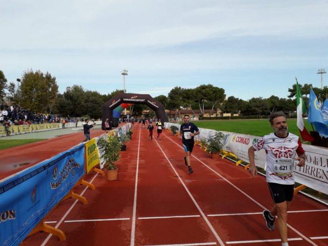 arrivo Half marathon