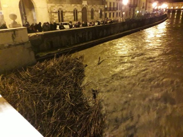 Arno in piena 2